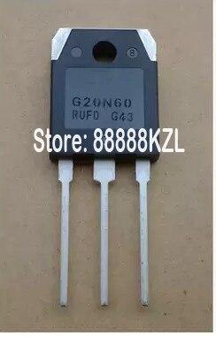 20 piezas-50 piezas/lotes G20N60RUFD SGH20N60RUFD-247 600 V 20A TO-3P MOS tubo de alta potencia campo efecto