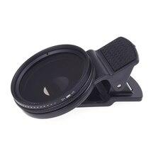 37 mm handy kamera objektiv professionelle objektiv CPL Android smartphone neutral dichte filter zirkular polarisierende filter ND2-