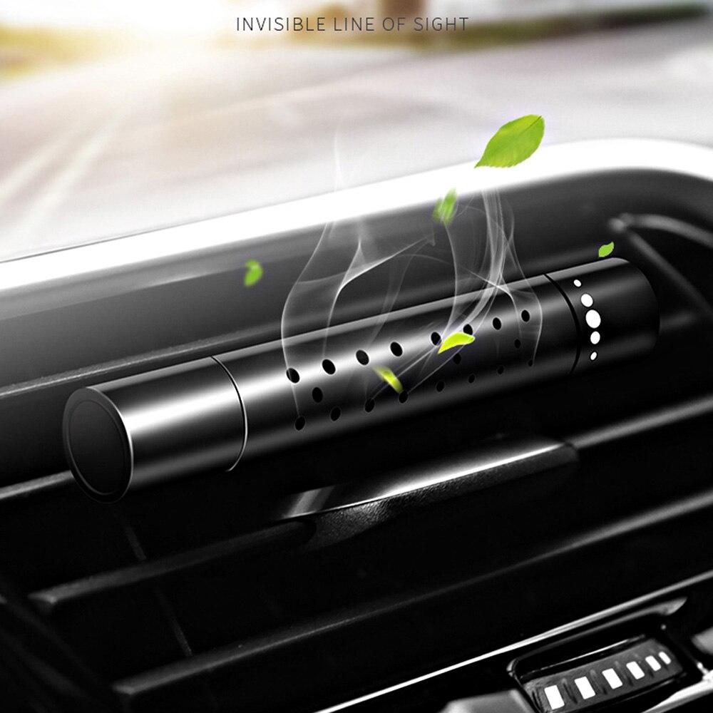 Perfume del coche ambientador decoración para Hyundai Creta Tucson BMW X5 E53 VW Golf 4 7 5 Tiguan Kia Rio Sportage R KX5