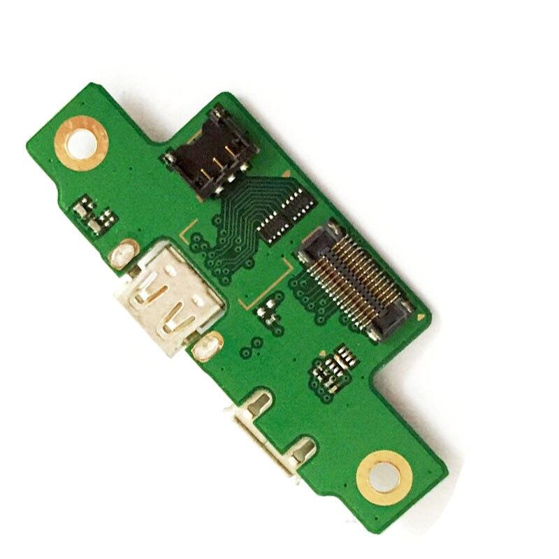 USB Dock Connector Carregador de Carregamento Porto Cabo Flex Para Motorola XOOM 2 MZ615 MZ617