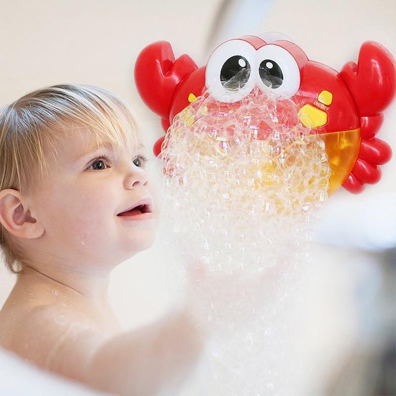 Игрушка-пенообразователь для ванной, для детей, для купания, с музыкой