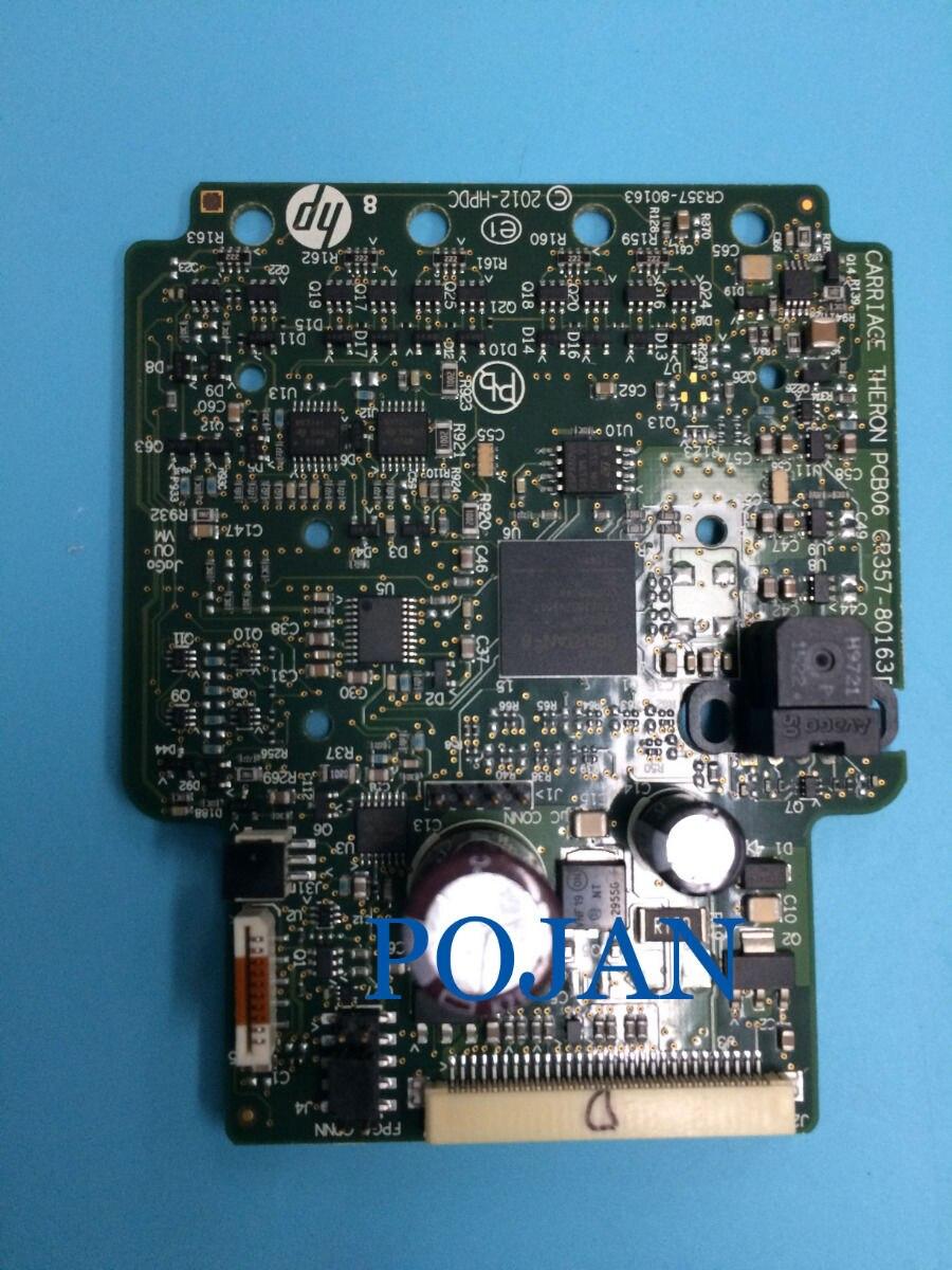 CR357-67081 CR357-80163 transporte PCA Junta assy para DesignJet T920 T1500 T2500 impresora plotter a POJAN tienda