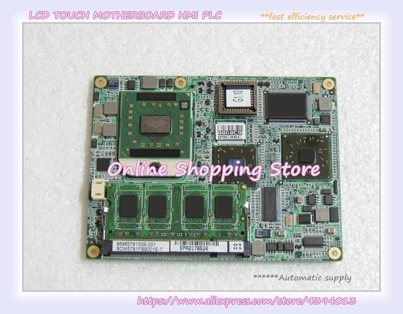 SOM-5781 Module carte mère intégrée carte mère SOM-5781 RevA1