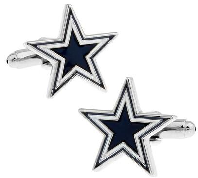Новое поступление Высококачественная Мужская рубашка Дизайнерские эмалированные запонки медные Materia пятиконечная звезда дизайн запонки Б...
