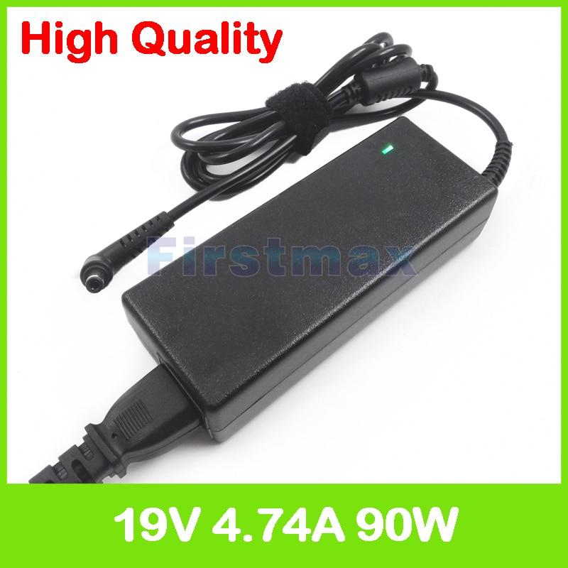 19V 4.74A 90W зарядное устройство для ноутбука ac адаптер питания для Asus N53E N53F N53J N53JC N53JE N53jF N53JG N53JH N53JI N53JL N53JN N53JQ N53J