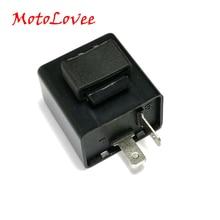 MotoLovee moto relais Fix clignotant clignotant accessoires électronique LED clignotants