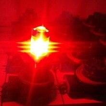 SUPER affaire!!! Nouveau modèle!! 2x rouge 1157 BAY15D 2057 7528 creled 30W 600LM haute puissance queue Stop lampe de frein ampoules dans moteurs voiture