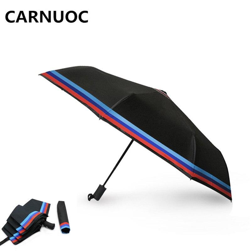 Ветрозащитный автоматический зонт CARNUOC 99 см для BMW E46 E60 E90 E30 E92 E93 F30 E36 E39 F15 F16 E85 E86 E34 E38 E53 X5 X3 M3 M5