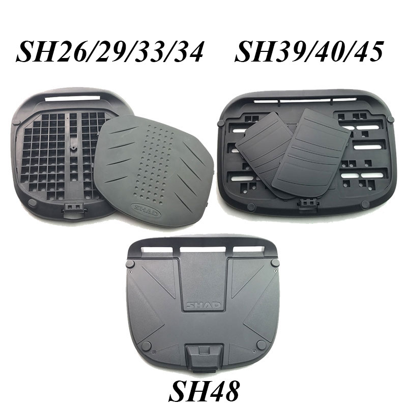 Для SHAD SH26 SH29 SH33 SH34 SH39 SH40 SH45 SH48 Top Box Case Base Plate Rack монтажные детали