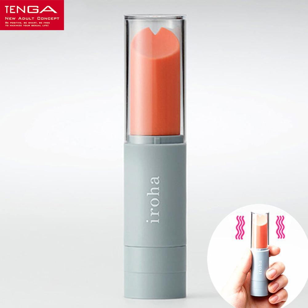 Tenga ixha Lipsick Vibe discreto vibrador pintalabios vibradores huevos saltones juguetes sexuales adultos productos para mujer Clit