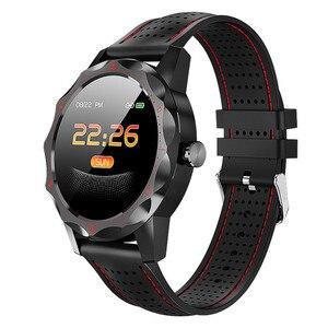 Fitness Bracelet IP68 Waterproof Dynamic Heart Rate Blood Pressure Monitoring Fitness Tracker Smart Bracelet for Men Women
