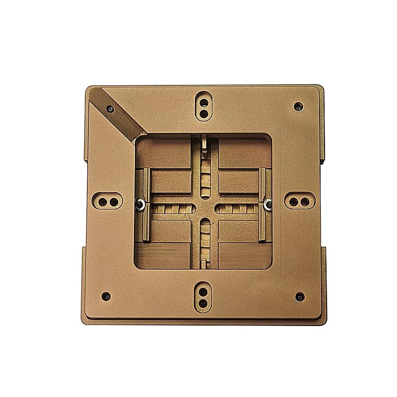 33pcs 90 mm BGA Stencils Kit for Phone Reballing Repair Universal Stencil Reballing bga station solder ball Reballing Stencil enlarge