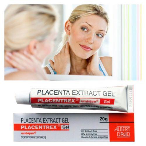 Плацента экстракт гель 20 г плацентрокс гель Альберт Давид