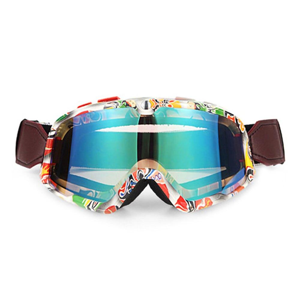 Gafas de Motocross para hombre y mujer, gafas de moto, protección UV para moto de cross, gafas de esquí para Motocross, gafas Okulary