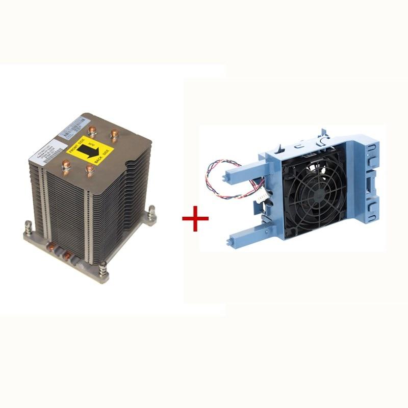 ML330 G6 ML150 G6 Radiator Heatsink  504117-001 519067-001 482601-001 and cpu Cooling Fan 519737-001 519740-001 487099-001