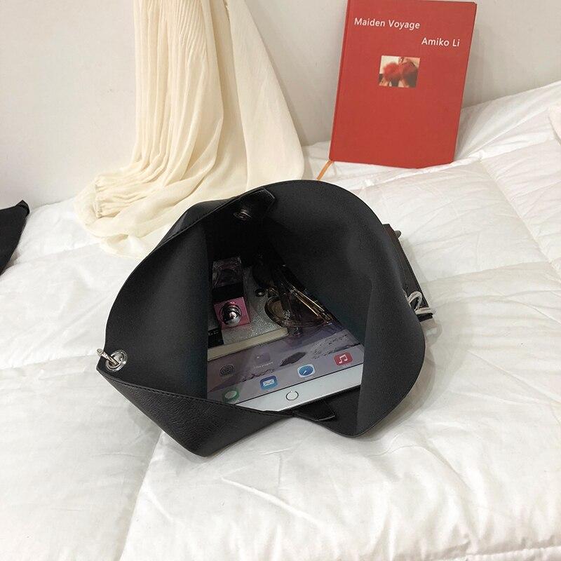 Fashion Leather Handbags for Women 2020 Luxury Handbags Women Bags Designer Large Capacity Tote Bag Shoulder Bags for Women Sac