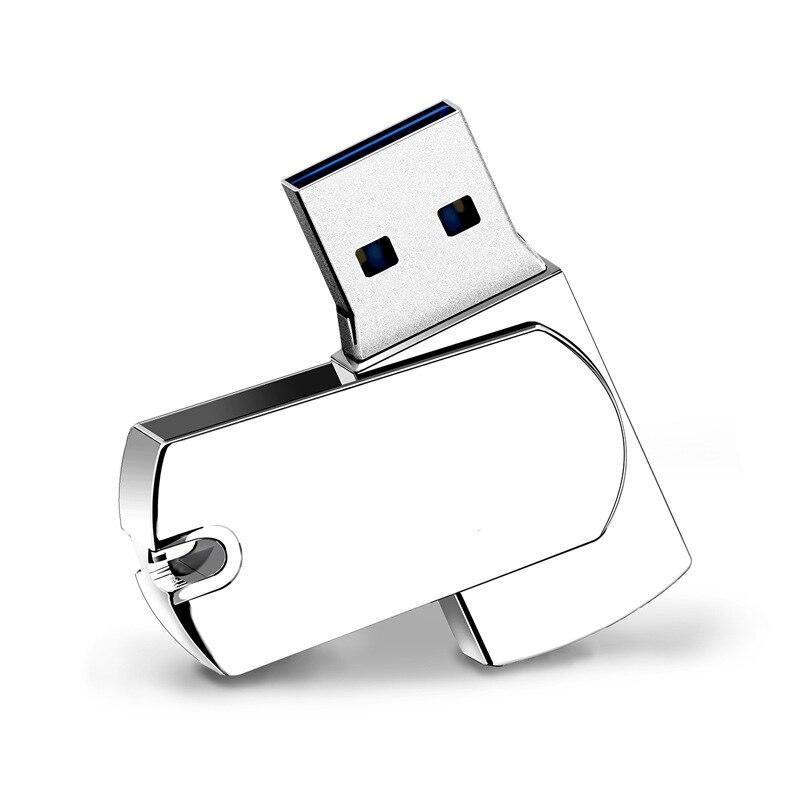 Super Flash Disk 32GB USB 3.0 64GB Real Capacity 16GB 32GB USB Flash Drive 64GB USB Flash Stick 360 Rotation 16gb USB Stick