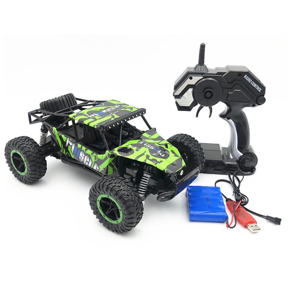 RCtown 1/16 vehículo todoterreno 2,4G Control remoto coche de escalada de alta velocidad coche de juguete eléctrico para niños