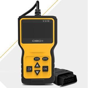 Image 5 - Автомобильный считыватель кодов V310 OBD, сканер OBD2, диагностические инструменты запуска автомобиля, диагностический сканер неисправностей двигателя, инструмент для диагностики автомобиля