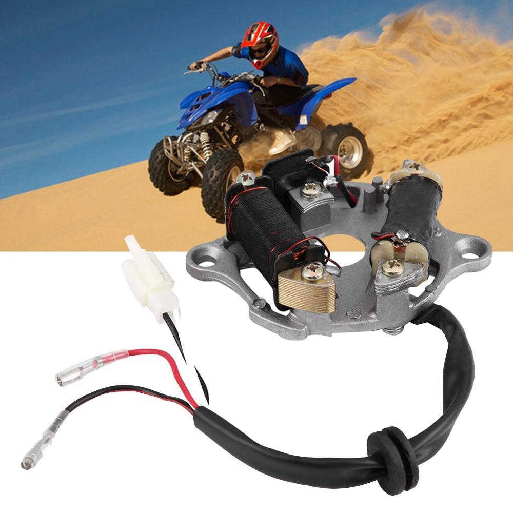 Magneto Stator Plate Rotor for YAMAHA PW50 2001-2017 Motorbike Ingition