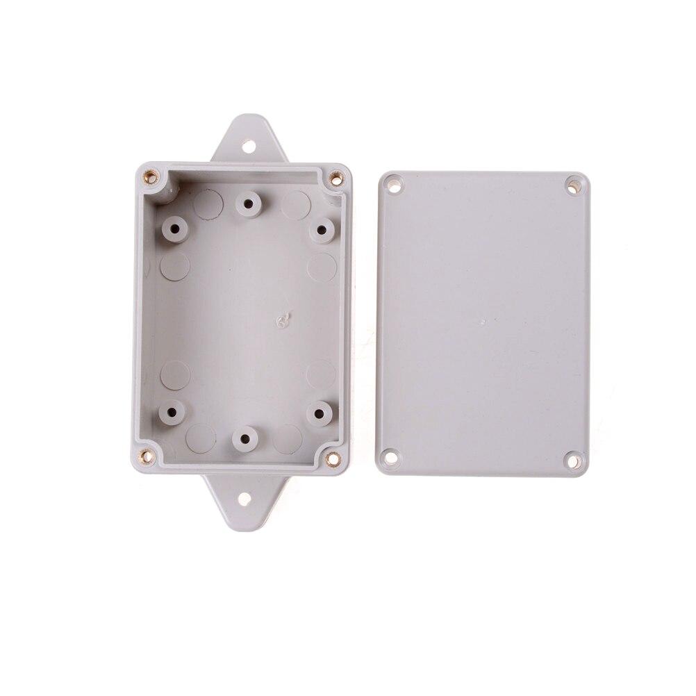 83x58x33mm de plástico impermeable caja para proyecto electrónico cubierta de la caja de
