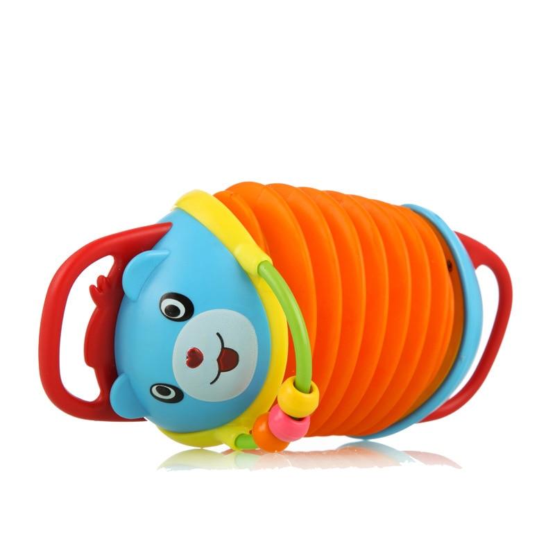 2019 nuevo acordeón precioso Mini oso instrumentos juguetes infantiles rompecabezas educativo ritmo de instrumento musical banda para niños regalo