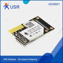 Программируемый WiFi Модуль UART к WiFi Ethernet конвертер модуль последовательный ТТЛ-Беспроводное сетевое устройство AP STA режим USR-WIFI232-A2 90