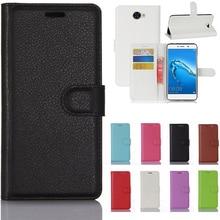 For Huawei Y7 Case 5.5 inch 2017 Luxury Wallet PU Leather Phone Case For Huawei Y7 Y 7 Case Flip Pro
