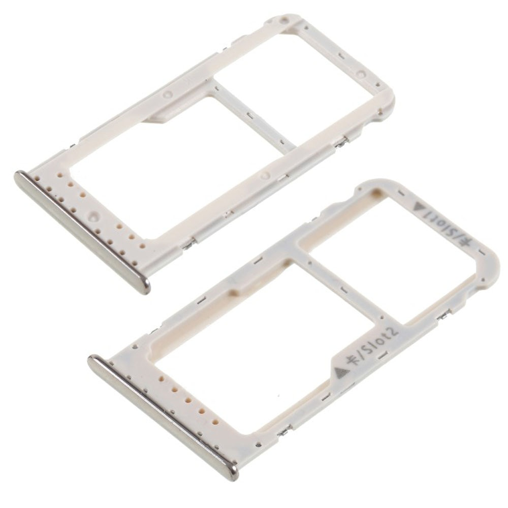 For Huawei Honor 6C Pro Dual SIM Micro SD Card Tray Slot Replacement Part For Honor V9 Play