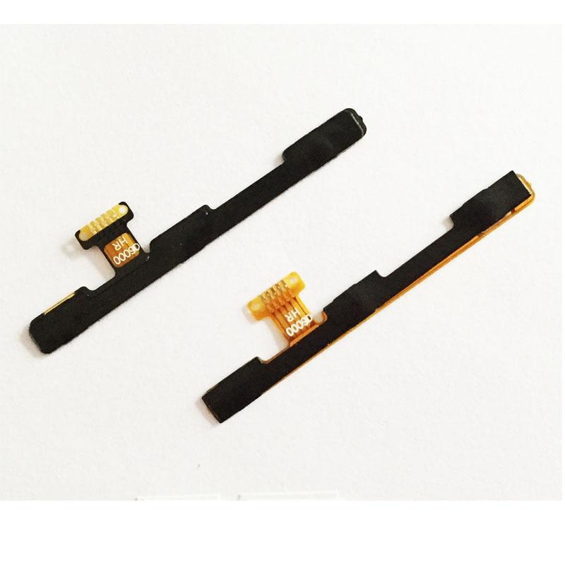 New For Lenovo A6000 K3 K30-T K30-W Power Button Volume Key Flex Cable FPC