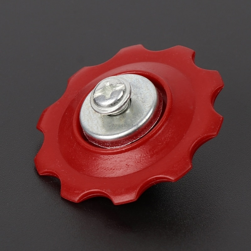 New Bicycle Rear Derailleur Roller Chain Wheel 10T Bike Part Rider Accessory Bearing