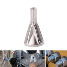 Hot Drill Bit Deburring External Chamfer Tool Stainless Steel Remove Burr Tools Drill Bit Remove Burr Repairs Tools
