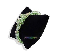 20 Black Velvet Watch Display Stand Pillow Jewelry Watch Bracelet Display Stand Pillow