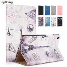 Coque pour xiaomi mi pad 4 Plus mince en cuir PU 10.0 pouces tablette antichoc Coque Funda pour xiaomi mi pad 4 Plus Coque