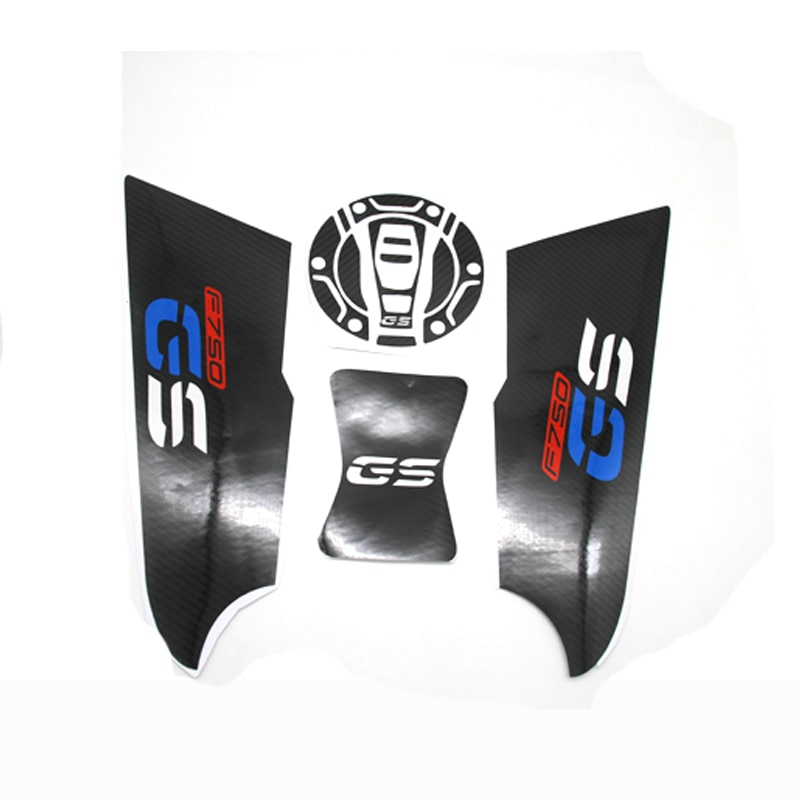 F750GS Moto 3D Tank Pad proteione pegatina para BMW F750GS F 750GS 2018-2019
