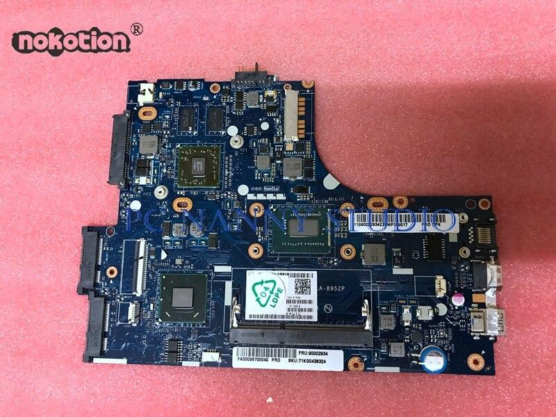 Placa base NOKOTION 90002934 VIUS3 VIUS4 LA-8952P para Lenovo IdeaPad S400 Touch Intel i3-3227U placa base para ordenador portátil de 1,90 GHz