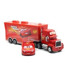 Disney Pixar Cars 2 3 No.95 Lightning McQueen Mack camion oncle moulé sous pression jouet voiture 155 en vrac neuf en Stock et livraison gratuite