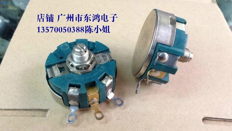1 قطعة الأمريكية استيراد العلامة التجارية 3W CLAROSTAT RA30NASA103A عالية الطاقة الجهد 10K أوو