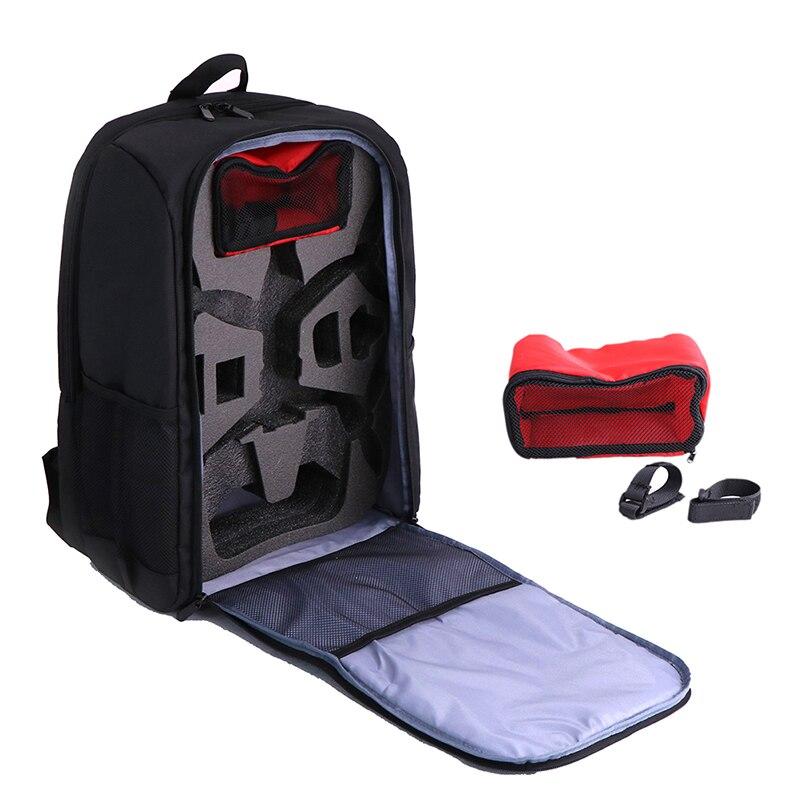 Bolso mochila Estuche de transporte de hombro portátil para Parrot Bebop 2 Power FPV bolsa de almacenamiento de drones Estuche de transporte