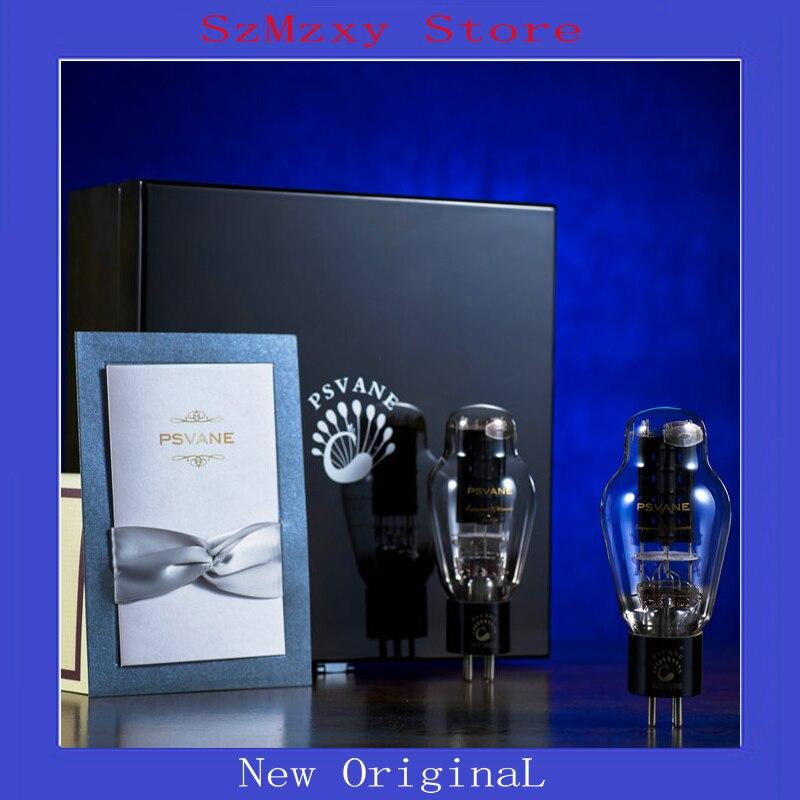 2 uds PSVANE WE300B PLUS tubo de vacío Replica 11 Western Electric WE300B tubos Actualización de Audio de alta fidelidad, Vintage amplificador de tubo DIY