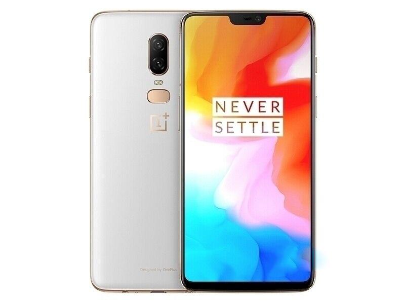 Фото5 - Оригинальный телефон Oneplus 6 A6000, телефон на базе Android, 4G LTE, экран 6,28 дюйма, 8 ГБ ОЗУ 256 ГБ, на две SIM-карты, 1080x2280 пикселей, мобильный телефон