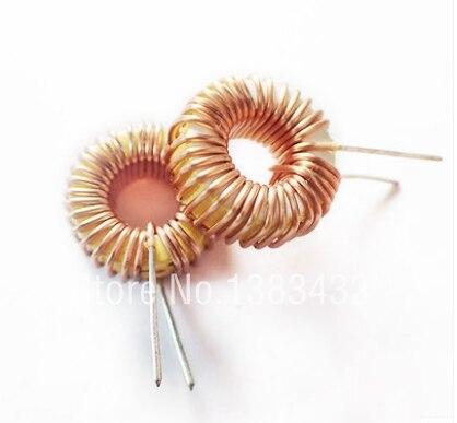 2 unids/lote automático inductancia anillo magnético inductancia 220uh modo común inductor bobina inductancia AliExpress
