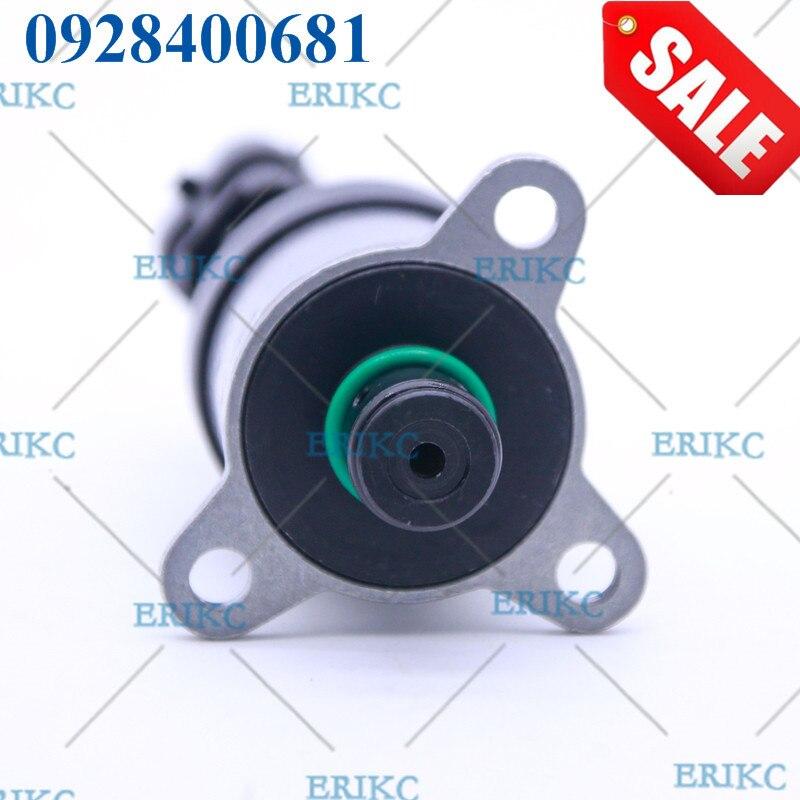 ERIKC 0928400681 Original Common Rail Metering Valve Unit 0 928 400 681 High Pressure Regulator Suitable for Injector pump