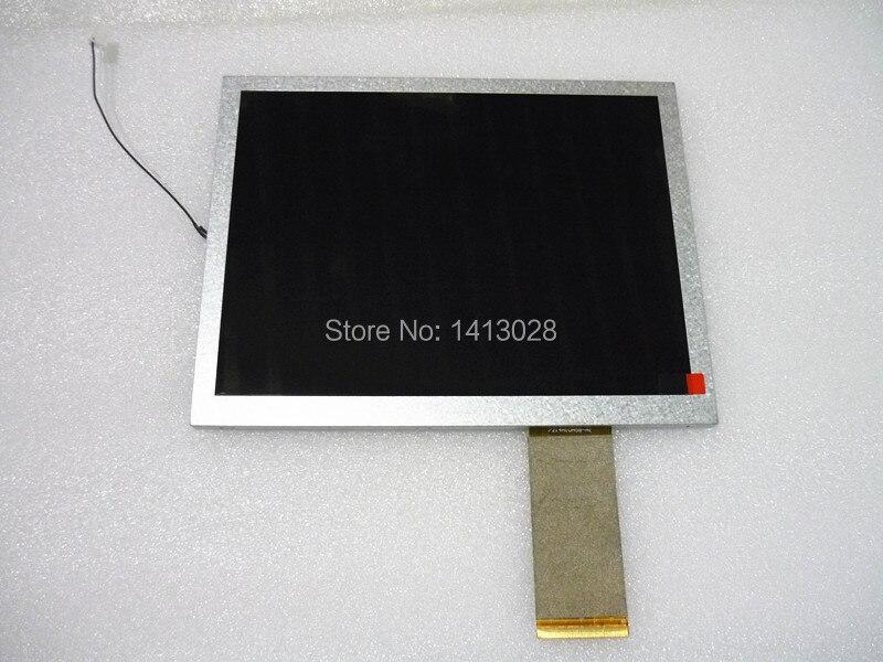 HannStar 8,4 pulgadas TFT LCD pantalla Digital HSD084ISN1-A00/HSD084ISN1 800 (RGB) * 600 tableta GPS PC dispositivo industrial