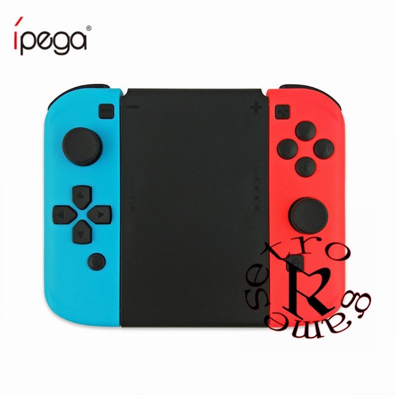 Paquete de conectores 5 en 1, funda de mano izquierda y de ABS derecho, funda de rejilla, soporte de manija, funda para Nintendo Switch NS controlador Joy-Con