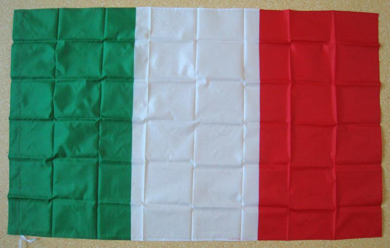 "3 x 5 Feet ""ITALY"" National Flag, ITA Polyester Banner, Big flag Wholesale & Retail"