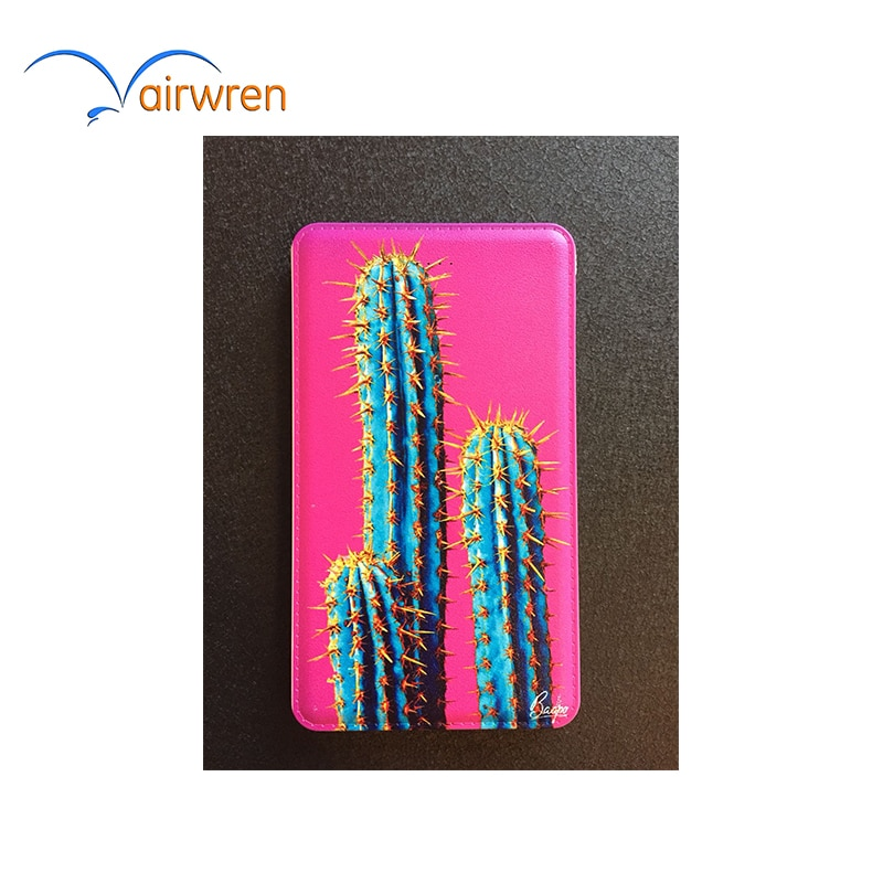 Impresora de inyección de tinta de tarjeta de PVC Industrial de alta velocidad (AR-LED Mini4)