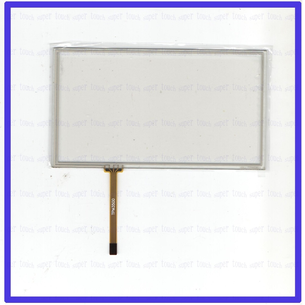 ZhiYuSun for DDX35 KENWOOD  this is compatible  6inch 4 line touch screen panel  Sensor glass Compab