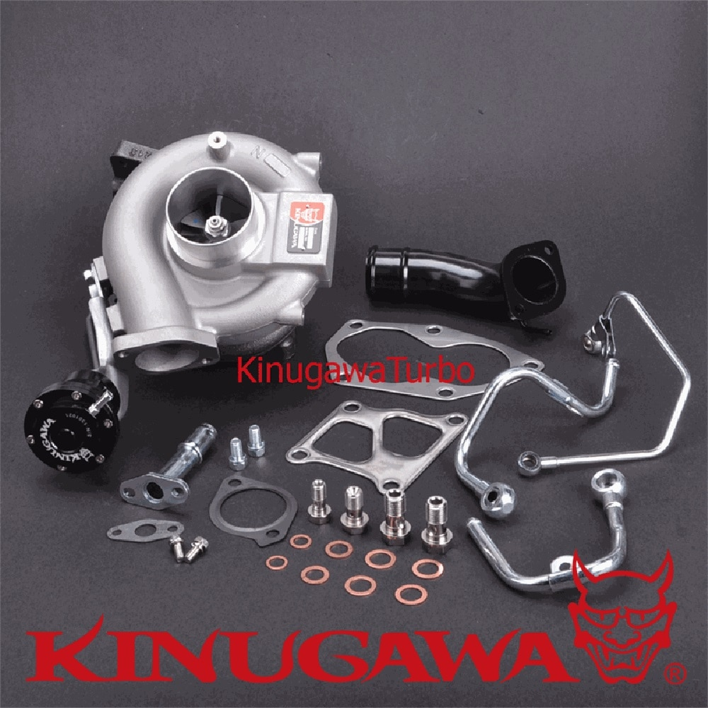 "Kinugawa Billet Turbocharger 2.4"" TD06SL2-25G for Mitsubishi EVO 9"