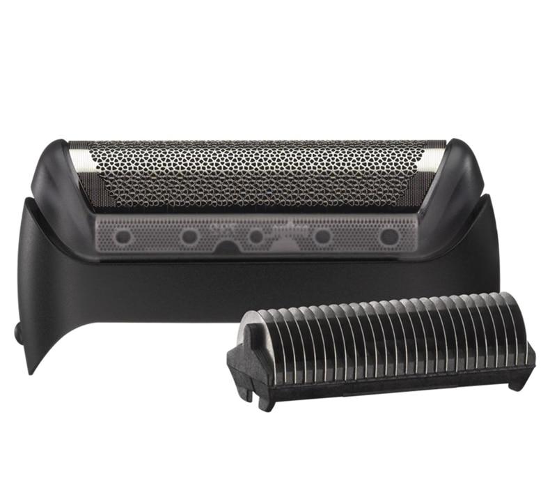 Máquina de papel de aluminio y cortador de Braun 10B/20B serie 1000/2000 de alto rendimiento parte hoja de afeitar 180 de 190 a 1775 1735, 2675, 572,